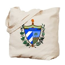 Cuba Coat of Arms Tote Bag
