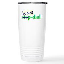 Unique Stepfather Travel Mug