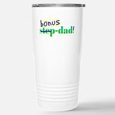 Unique Step dad Travel Mug