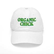 Organic Chick Baseball Cap