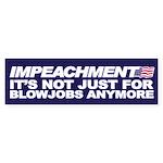 IMPEACHMENT Bumper Sticker