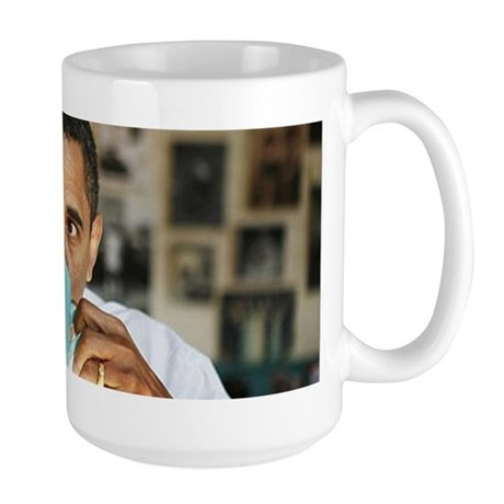 Obama Large Coffee Mug
