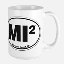 Mackinac Island Large Mug