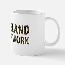 Unique Wasteland Mug
