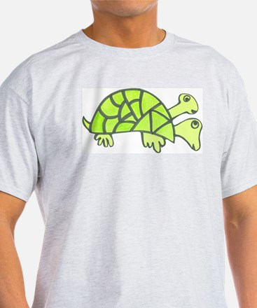 two-headed turtle T-Shirt