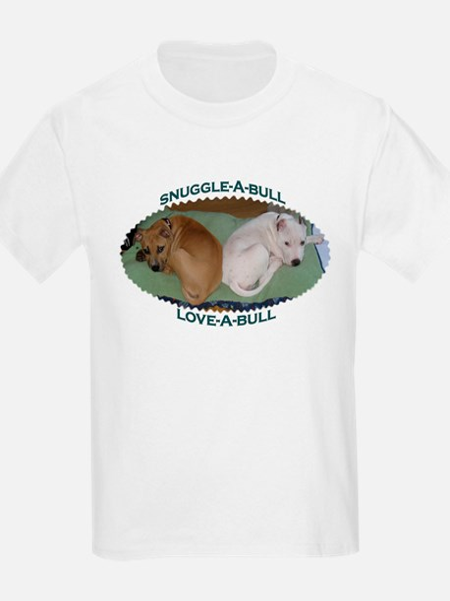 Snuggle-A-Bull T-Shirt