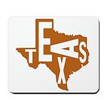 Texas Football Mousepad