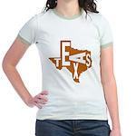 Texas Football Jr. Ringer T-Shirt