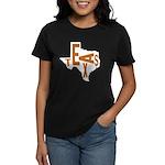 Texas Football Women's Dark T-Shirt