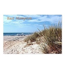 Unique East hampton Postcards (Package of 8)