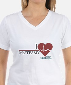 I Heart McSTEAMY - Grey's Anatomy Shirt