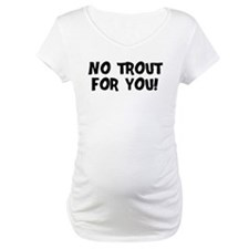 Grey's Quotes Maternity T-Shirt