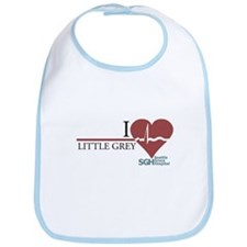 I Heart Little Grey - Grey's Anatomy Bib