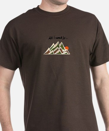 Need Mountains T-Shirt