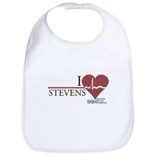 I Heart Stevens - Grey's Anatomy Bib
