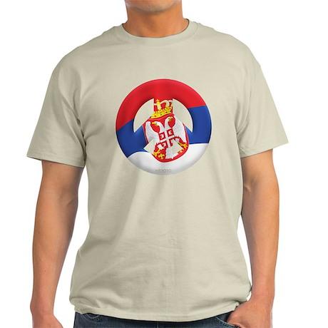 Serbia Light T-Shirt