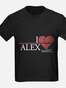I Heart Alex - Grey's Anatomy T