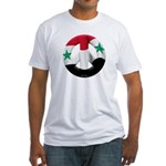 Syria Fitted T-Shirt