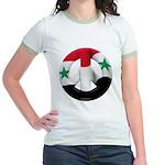 Syria Jr. Ringer T-Shirt