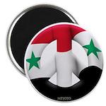 Syria Magnet