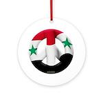 Syria Ornament (Round)