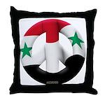 Syria Throw Pillow
