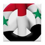 Syria Tile Coaster