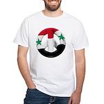 Syria White T-Shirt