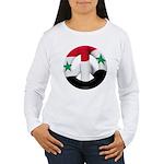 Syria Women's Long Sleeve T-Shirt