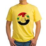 Syria Yellow T-Shirt
