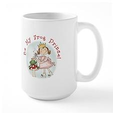 Frog Prince Dated 2008 Mug