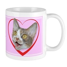 I Kiss My Cat Mug