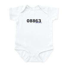 08863 Infant Bodysuit
