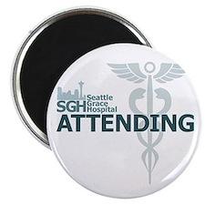 Seattle Grace Attending Magnet