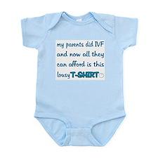IVF Lousy T-shirt Infant Creeper