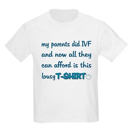 IVF Lousy T-shirt Kids T-Shirt
