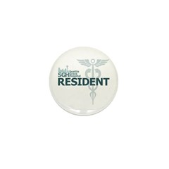 Seattle Grace Resident Mini Button (100 pack)