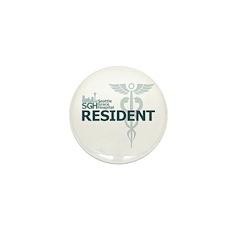 Seattle Grace Resident Mini Button (100 pack)