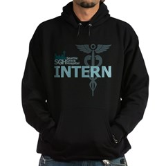 Seattle Grace Intern Hoodie (dark)
