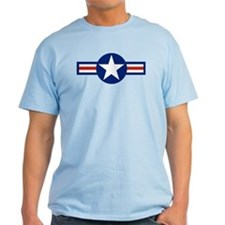 Retro Airforce Star T-Shirt