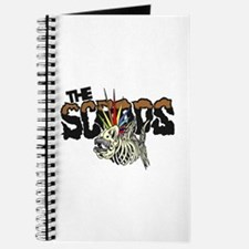 Cute Grunge rock Journal