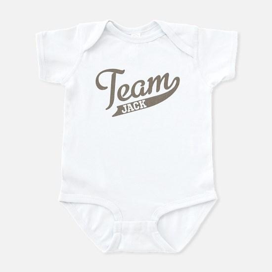Team Jack Infant Bodysuit