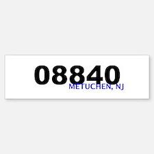 08840 Bumper Bumper Bumper Sticker