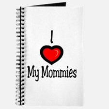"I ""Heart"" My Mommies Journal"