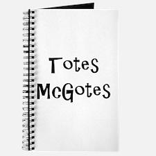 Totes McGotes Journal