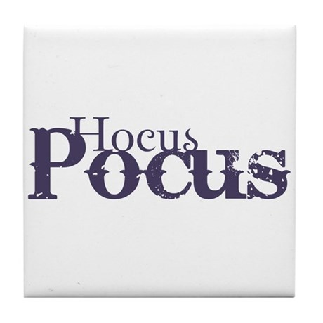 Hocus Pocus Tile Coaster