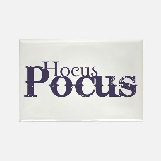 Hocus Pocus Rectangle Magnet
