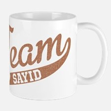 Team Sayid Small Small Mug