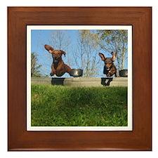 Jump Framed Tile