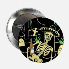 "Day of the Dead 2.25"" Button (10 pack)"